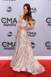 Jenna Kramer - 2014 CMA Awards in Nashville