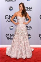 Jenna Kramer - 2014 CMA Awards in Nashville