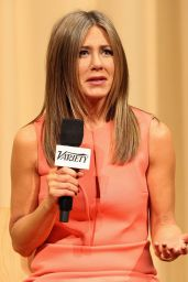 Jennifer Aniston - 2014 Variety Screening Series of