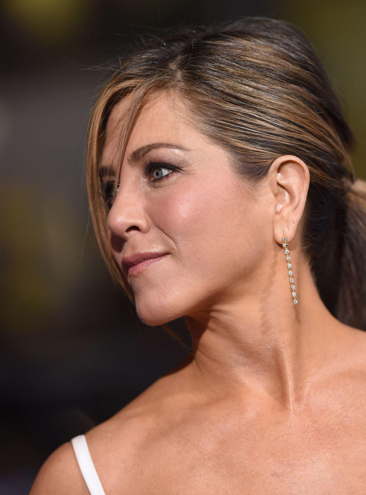 Jennifer Aniston Horrible Bosses 2 Premiere At Tcl