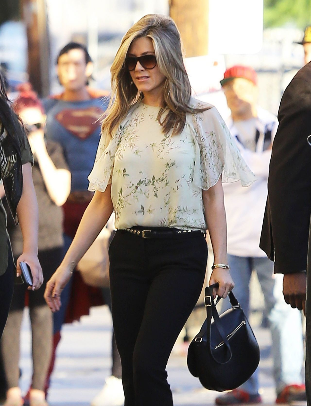 Jennifer Aniston Fashion 2014 The Image