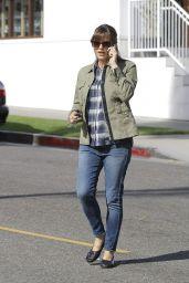 Jennifer Garner - Out in Santa Monica - October 2014