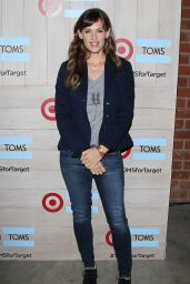 Jennifer Garner - TOMS For Target Launch Event - November 2014