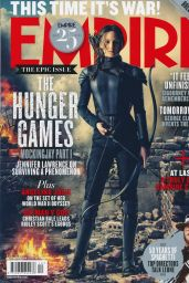 Jennifer Lawrence - Empire Magazine December 2014 Issue