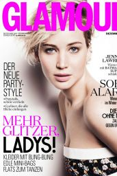 Jennifer Lawrence - Glamour Magazine (Germany) December 2014 Issue