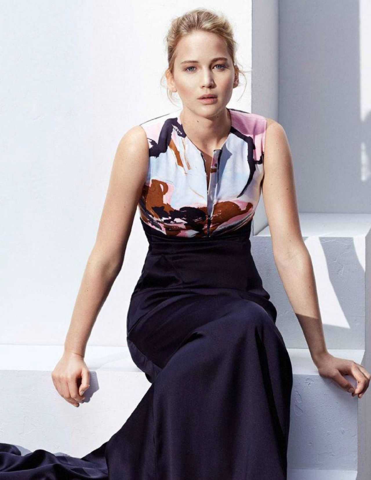 Jennifer Lawrence - Madame Figaro Magazine December 2014 Issue