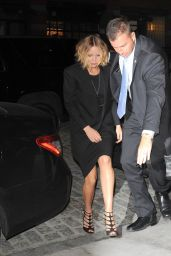 Jennifer Lawrence Nigh Out Style - Going to Dinner in New York City - November 2014