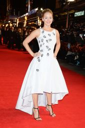 Jennifer Lawrence – 'The Hunger Games: Mockingjay Part 1′ Premiere in London