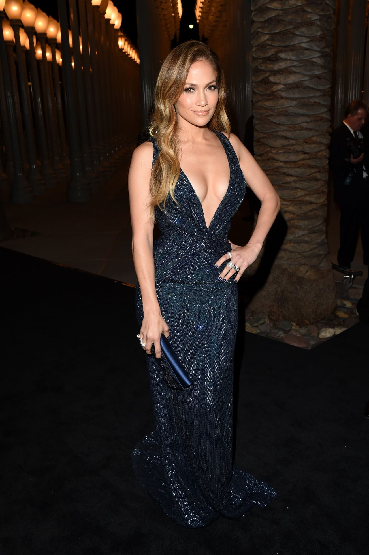 Jennifer Lopez – 2014 LACMA Art + Film Gala in Los Angeles