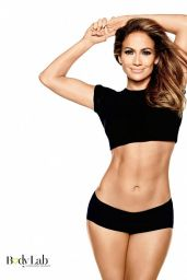 Jennifer Lopez - Bodylab & Endless Campaigns for Sharper Image 2014