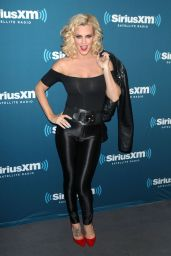 Jenny McCarthy - Halloween Costume Party 2014 at SiriusXM Studios in New York City