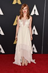 Jessica Chastain – 2014 Academy Of Motion Picture Arts And Sciences' Governors Awards