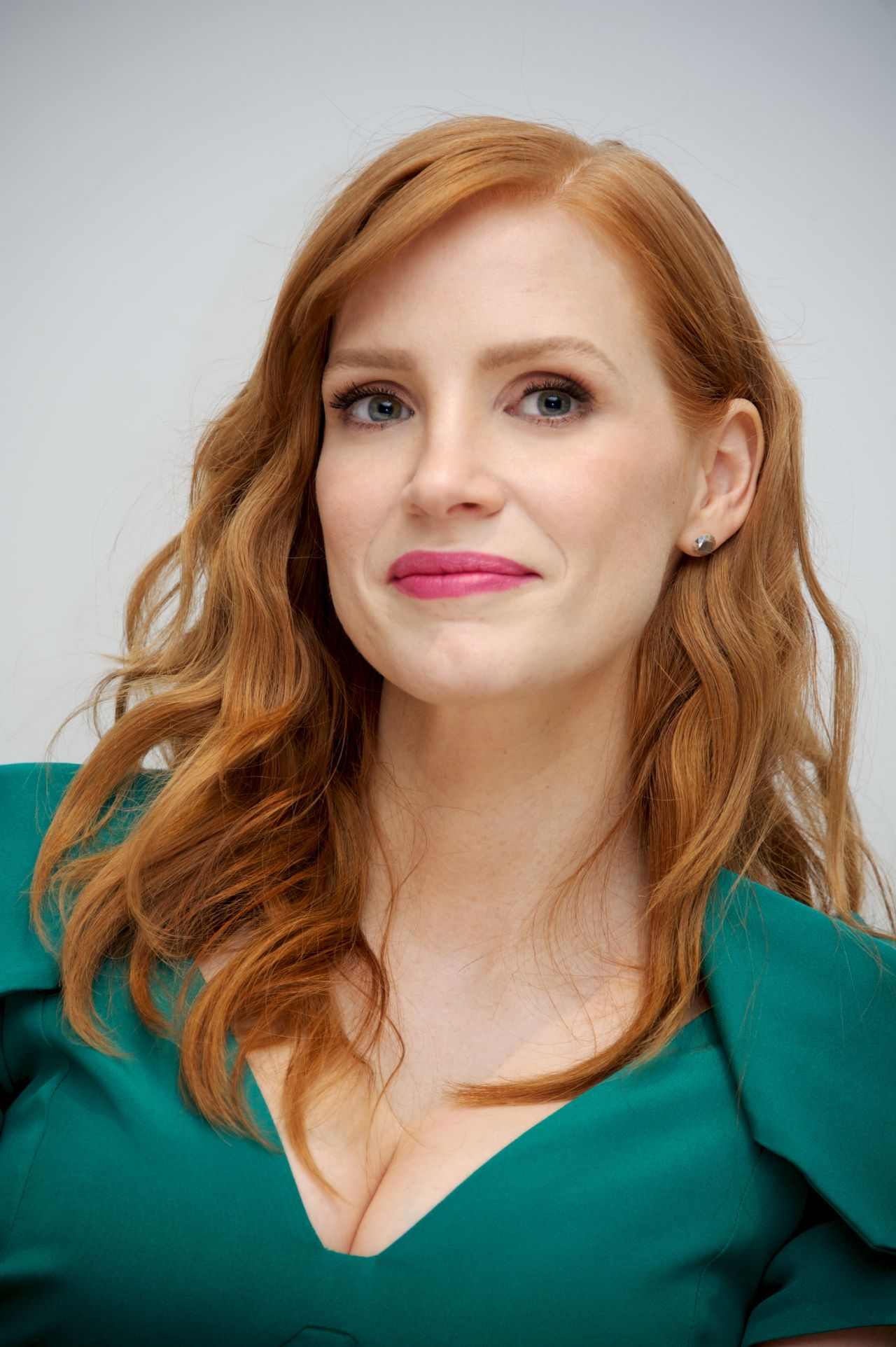 Jessica Chastain - 'A Most Violent Year' Press Conference ... Jessica Chastain