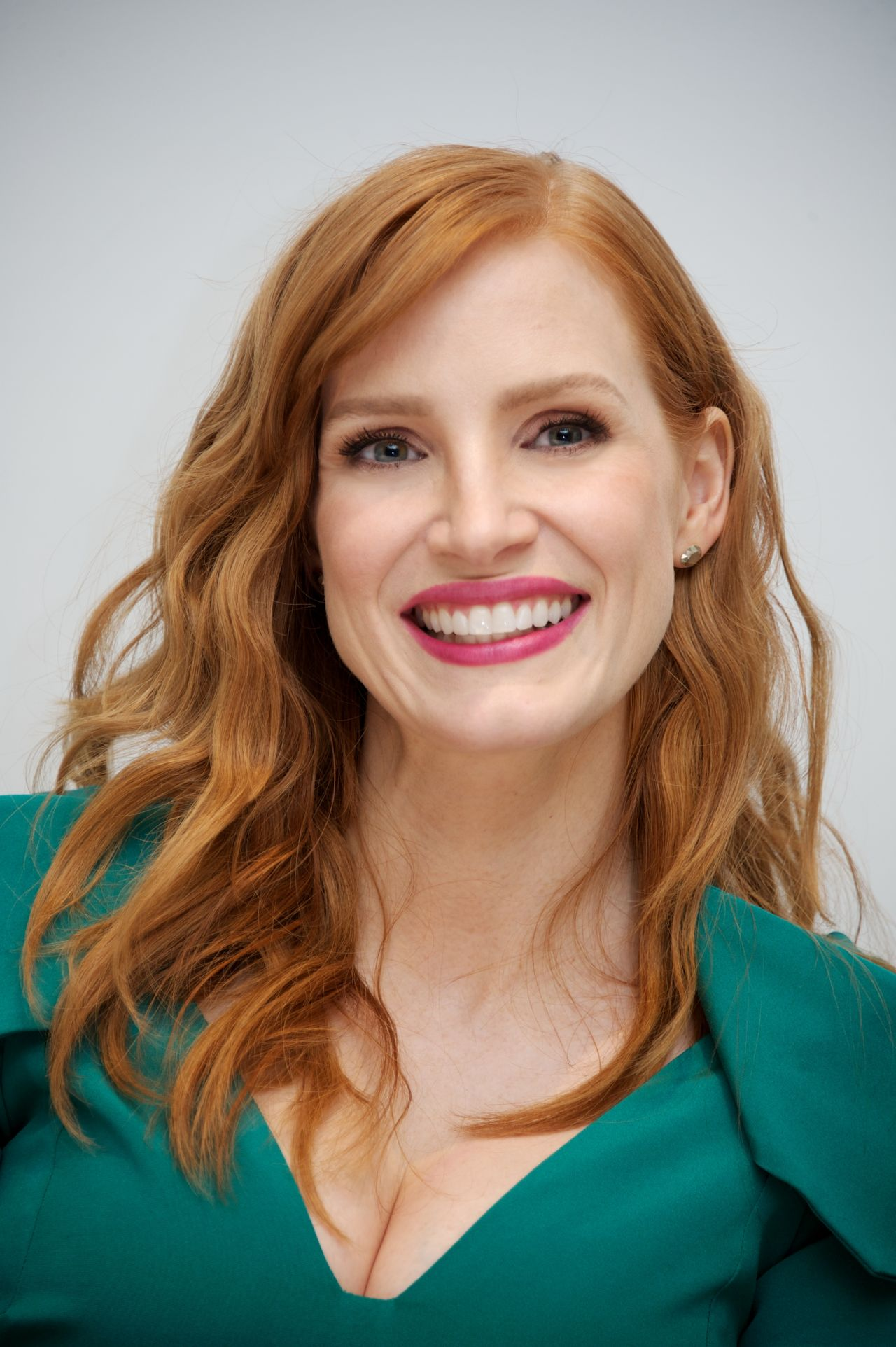 Jessica Chastain A Most Violent Year Press Conference