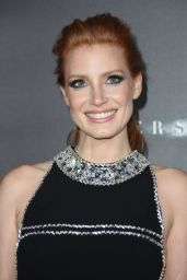 Jessica Chastain – 'Interstellar' Premiere at AMC Lincoln Square Theater in New York City