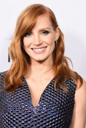 "Jessica Chastain on Red Carpet - ""A Most Violent Year"" Premiere in Hollywood"