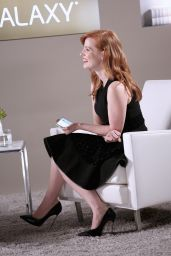 Jessica Chastain – Variety Studio: Actors On Actors Presented by Samsung Galaxy in Los Angeles
