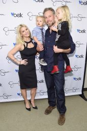 Jessica Simpson - Jessica Simpson Collection Event in Dallas - November 2014