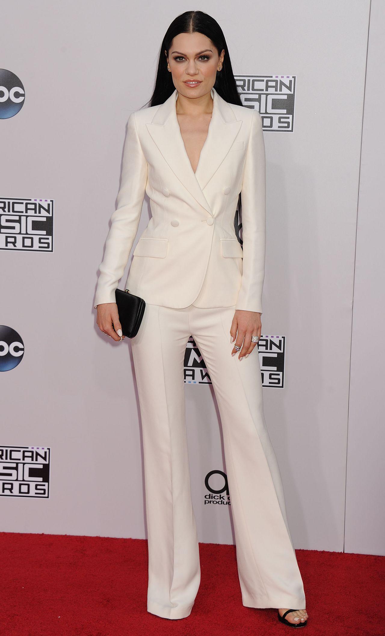 Jessie J – 2014 American Music Awards in Los Angeles