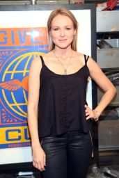 Jewel - Give to Cure Founders Event in New York City - November 2014