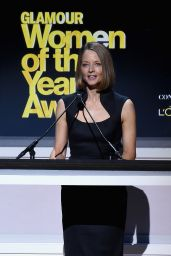 Jodie Foster – Glamour 2014 Women Of The Year Awards in New York City