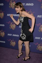 Joey King – Just Jared's Homecoming Dance presented by Ever After High, November 2014
