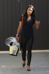 Jordana Brewster - Out in Los Angeles, November 2014