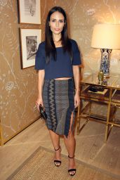 Jordana Brewster – Vogue & Tory Burch Celebrate The Tory Burch Watch Collection – November 2014