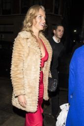 Josie Gibson - NOW Christmas Party in London – November 2014