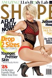 Julianne Hough - Shape Magazine December 2014 Issue