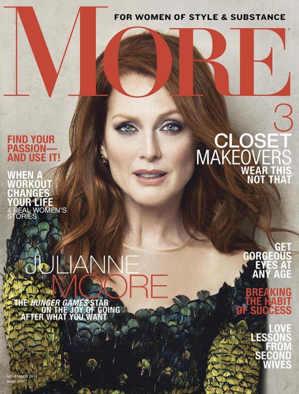 More Magazine November 2014 Issue