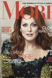 Julianne Moore - More Magazine November 2014 Issue