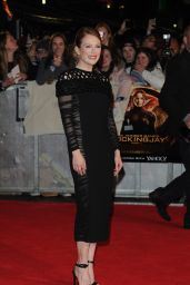 Julianne Moore – 'The Hunger Games: Mockingjay Part 1′ Premiere in London
