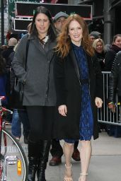 Julianne Moore Visit