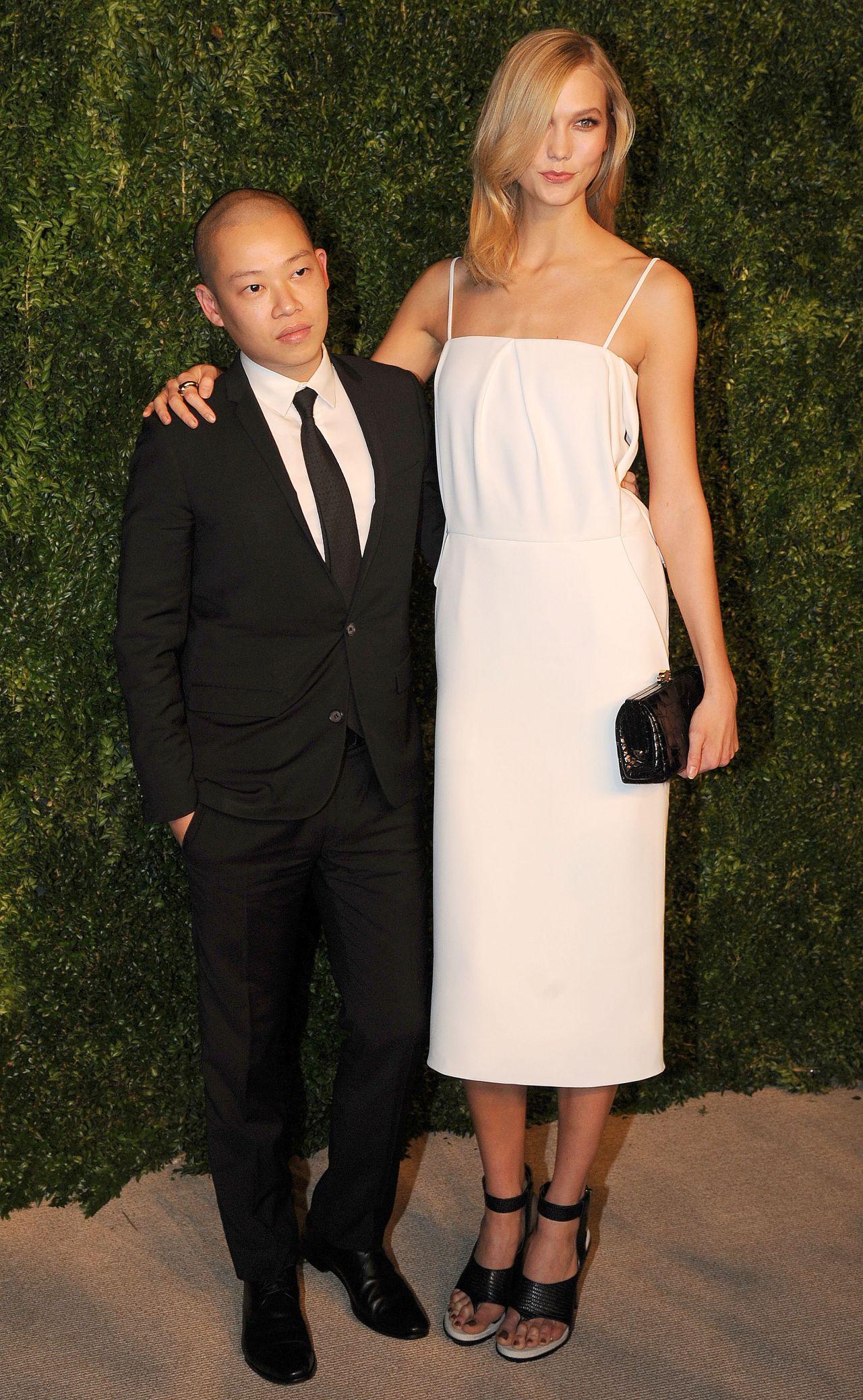 Karlie Kloss - 2014 CFDA/Vogue Fashion Fund Awards in New York City