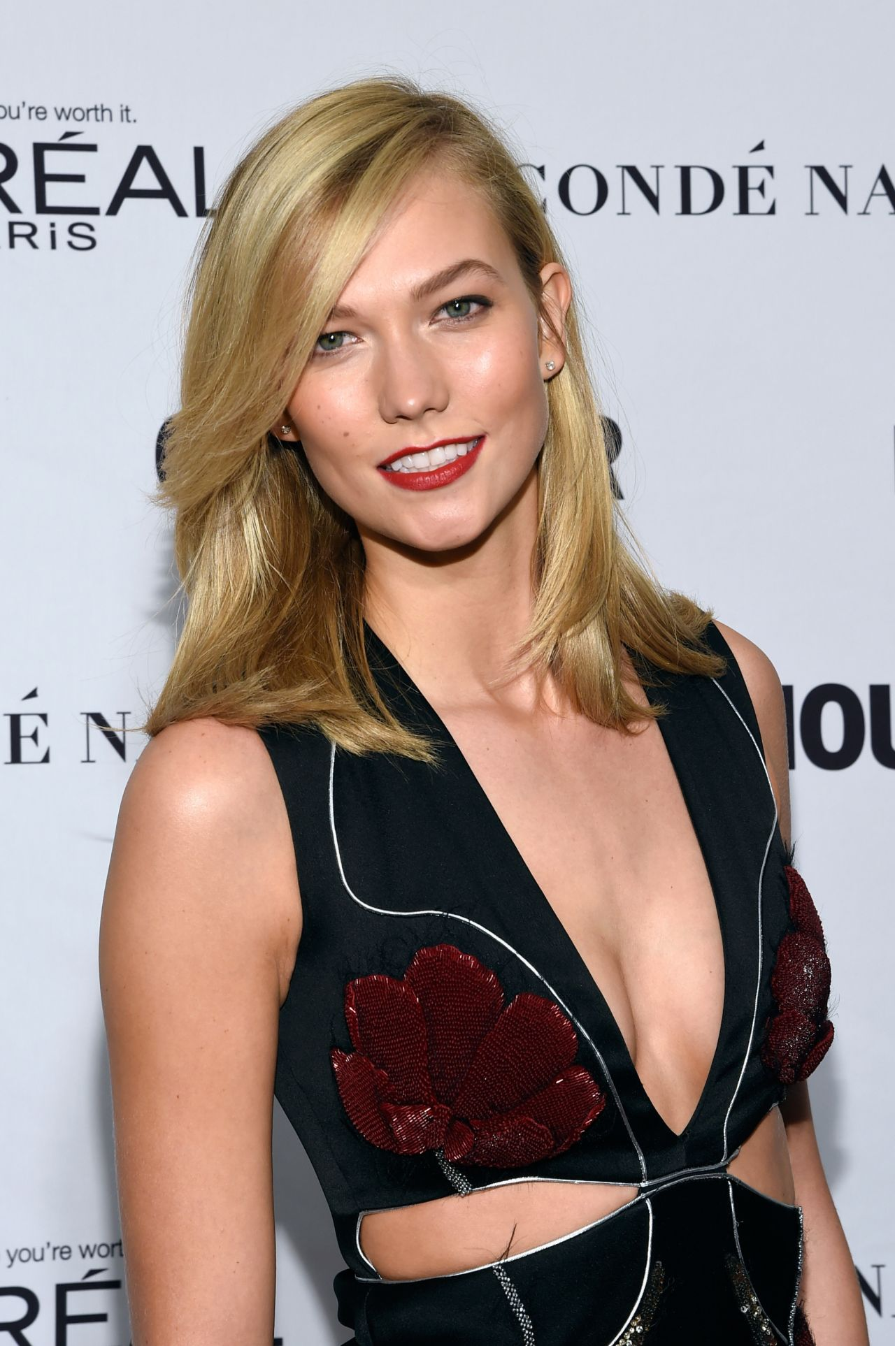 Karlie Kloss – Glamour 2014 Women Of The Year Awards in New York City
