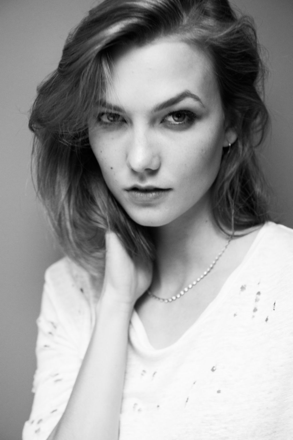 Karlie Kloss Photoshoot For The Coveteur 2014