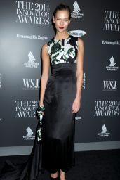 Karlie Kloss - WSJ. Magazine 2014 Innovator Awards in New York City