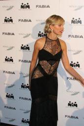 Karolina Kurkova at Fashion For Kids Event in Prague - November 2014