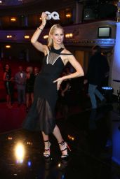 Karolina Kurkova - GQ Men of the Year Award 2014