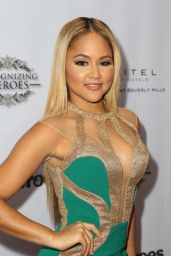 Kat DeLuna – 2014 Unlikely Heroes Awards Dinner And Gala in Los Angeles