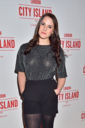Kat Shoob at the City Island Event in London - November 2014