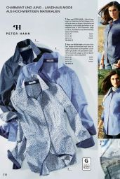 Katarina Ivanovska - Peter Hahn Fall/Winter 2014 Catalog