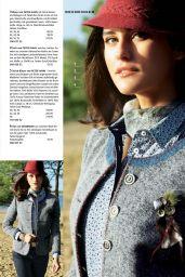 Katarina Ivanovska - Peter Hahn Fall/Winter 2014 Catalog
