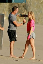 Kate Hudson - Photoshoot Set Photos - Malibu, November 2014