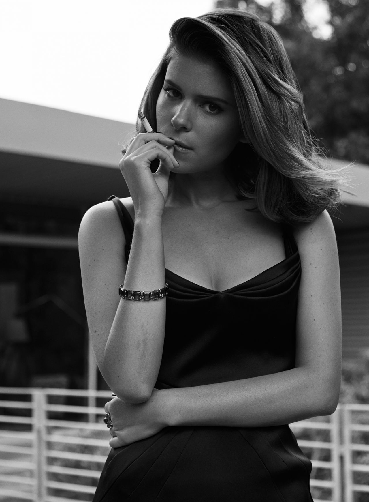 Kate Mara - Photoshoot for Yahoo Style (2014)