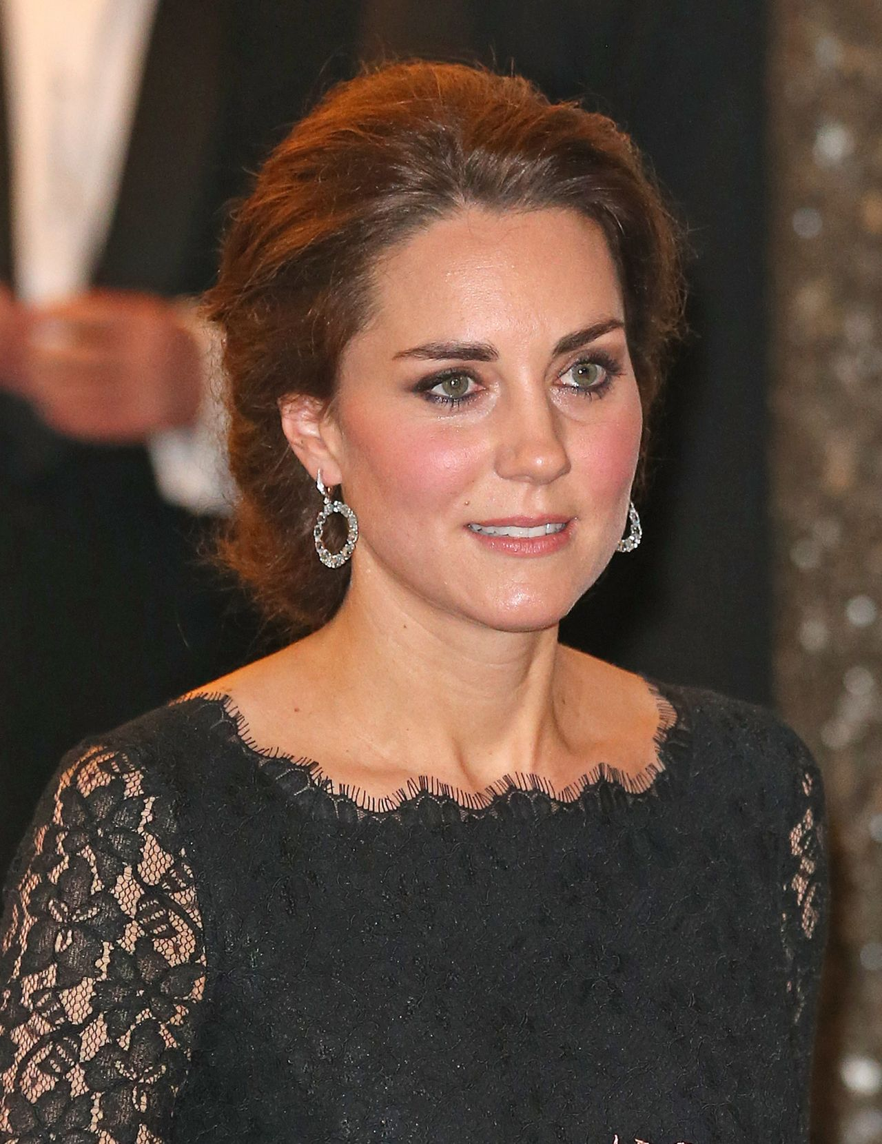 Kate Middleton Royal Variety Performance At The London