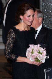 Kate Middleton - Royal Variety Performance at the London Palladium - November 2014