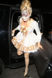 Kate Upton - Hollywood Halloween 2014 Party