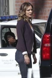 Katharine McPhee Booty in Jeans -